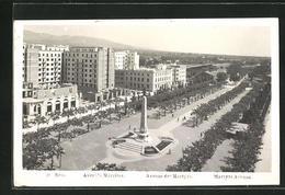 Postal Reus, Avenida Mártires - Non Classificati