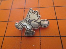 310B PIN'S PINS / Rare Et De Belle Qualité ! / Thème JEUX OLYMPIQUES / BARCELONA 1992 MASCOTTE BOXE - Jeux Olympiques