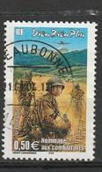 France Oblitéré  2004   N°  3667    Cinquantenaire De La Bataille De Diên Biên Ohu - Oblitérés