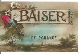 POUANCE. UN BAISER DE .... - France