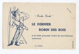LE DERNIER ROBIN DES BOIS  CINEMA    -- Z901 - Cinéma & Theatre