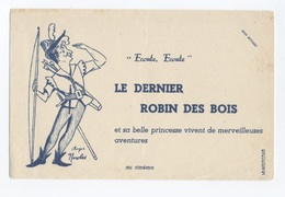 LE DERNIER ROBIN DES BOIS  CINEMA    -- Z901 - Cine & Teatro