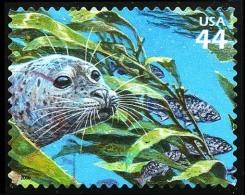 Etats-Unis / United States (Scott No.4423c - Forest De Varech / Kelp Forest) (o) - Oblitérés