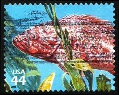 Etats-Unis / United States (Scott No.4423f - Forest De Varech / Kelp Forest) (o) - Oblitérés