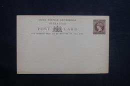 GIBRALTAR - Entier Postal Non Utilisé - L 36880 - Gibilterra