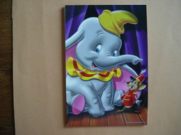 CP Walt Disney: 102 Dalmatiens- Mickey - Kuzko - Winnie Poen - Les 7 Nains -Dumbo - Disney