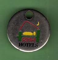 1 Jeton De Caddie *** RMH HOTELS *** (0366) - Moneda Carro