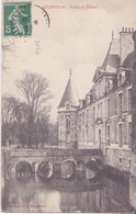 CPA - AUGERVILLE -  Fossés Du Château - Other Municipalities