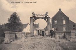 Deux-Acren - Le Pont Du Canal - Très Belle Carte  -  état Voir Scan. - Lessines