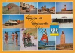 Westkapelle   (- Gelopen Met Postzegel) - [AA44-2.042 - Pays-Bas