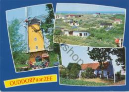 Ouddorp Aan Zee   (- Gelopen Met Postzegel) - [AA44-2.210 - Pays-Bas