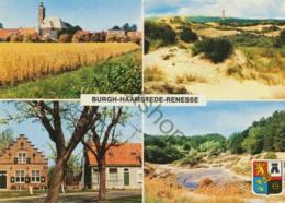 Burgh-Haamstede   (- Gelopen Met Postzegel) - [AA44-2.416 - Pays-Bas