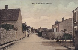 Loir-et-Cher - Mer - Rue Haute D'Aulnay - Mer