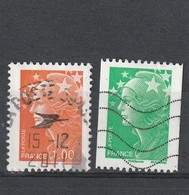 France Oblitéré  2008  N°  4235 Et 4239    Marianne De Beaujard - France