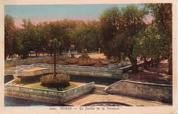 NÎMES - Le Jardin De La Fontaine - Nîmes