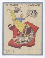 PROTÈGE CAHIERS TINTIN   -- Z902 - Omslagen Van Boeken