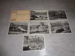 Namur  Citadelle   Bataille De La Meuse  - Carnet Avec 6 Cartes Postales - Namen