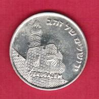 ISRAEL.   6 DAY WAR SILVER MEDAL---JERUSALEM---RARE (T38) - Other