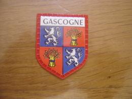 Ecusson Plastifie Cafés MAURICE Blason PROVINCE DE GASCOGNE  N°47 - Ecussons Tissu
