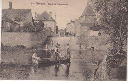 NOYERS : Gué Et Abrevoir . - Autres Communes