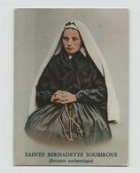 SAINTE BERNADETTE SOUBIROUS - Santos