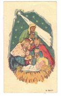 L'ENFANT JESUS IMAGE PIEUSE RELIGIEUSE RELIGIEUX HOLY CARD SANTINI HEILIG PRENTJE - Andachtsbilder