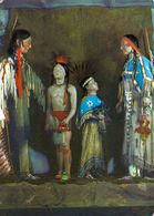 1 AK Germany * Prärie-Indianer Um 1890 - Indianer Museum Der Karl-May-Stiftung In Radebeul * - Indianer