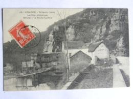 CPA (89) Yonne - AVALLON - Vallée Du Cousin - Meluzien - Le Moulin Cayenne - Avallon