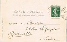 33635. Postal AMIENS (Somme) 1915. Bassin De La Hotoie. Lago - Francia