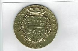 REIMS - BRIMONT - NOGENT - Médaille Souvenir De La Destruction De La Cathédrale, Etc - Etc...... - Obj. 'Souvenir De'