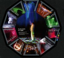 AFRIQUE DU SUD Lumière/hologrammes 10v 2016 Neuf ** MNH - Ungebraucht