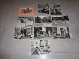 "Tihange "" La Motte En Gée ""    - Carnet Avec 10 Cartes Postales - Huy"