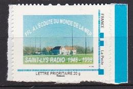 Timbre Erinnophilie  SAINT-LYS RADIO 1948-1998 - Erinnophilie