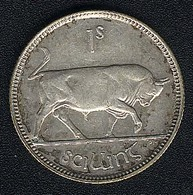 Irland, 1 Shilling 1928, Silber - Irland