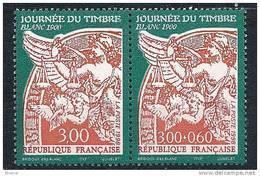 """FR YT P3136A Paire """" La Journée Du Timbre """" 1998 Neuf** - France"""