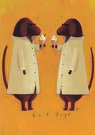 Dackel Teckel  Dachshund  Chien  Modern Format Postcard - Dogs
