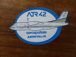 STICKER ATR 42 - Stickers
