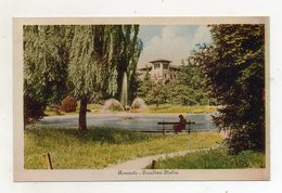 Rovereto (Trento) - Giardini Italia - Non Viaggiata - (FDC16342) - Trento