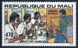 MALI - 1985 - PA N°502*** - CAMPAGNE ANTIPOLIO - Mali (1959-...)