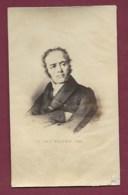 300719 - PHOTO ANCIENNE CDV - MAXIMILIEN SEBASTIEN FOY - Général Homme Politique - Identified Persons