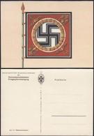 Germany  - KRIEGSOPFER - WANDKALENDER Der Nationalsozialistischen Kriegsopferversorgung.  1940's Postkarte. - Briefe U. Dokumente