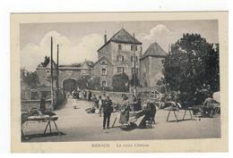 MERSCH  Le Vieux Château - Cartes Postales