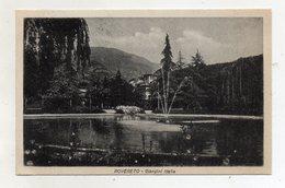 Rovereto (Trento) - Giardini Italia -  Viaggiata Nel 1946 - (FDC16343) - Trento