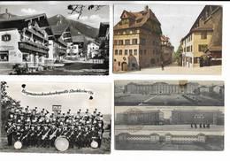 ALLEMAGNE - Lot De 20 Cartes Postales Diverses De La BAVIERE Toutes Scannées - Postcards