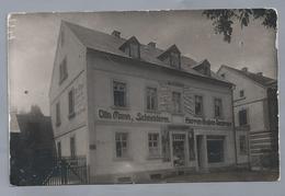 DE.- Kupferhammer ? - Otto Mann, Schnelderm. Herren - Knaben - Garderobe. 1911 - Germania