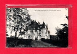 78-CPA GAMBAIS - CHATEAU DE VITRY - Autres Communes