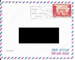 Lettre De L'Afrique Equatoriale Française. N° 235 Chez YT. (Voir Commentaires) - A.E.F. (1936-1958)