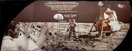 Spain (2019) - Block -  /  Espace - Space - Moon - AStronaut - UNUSUAL - Spazio