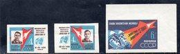 URSS 1962 ** - Unused Stamps