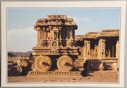 Inde Hampi The Temple Of Vitthala INDIA Photo SUZANNE HELD - India